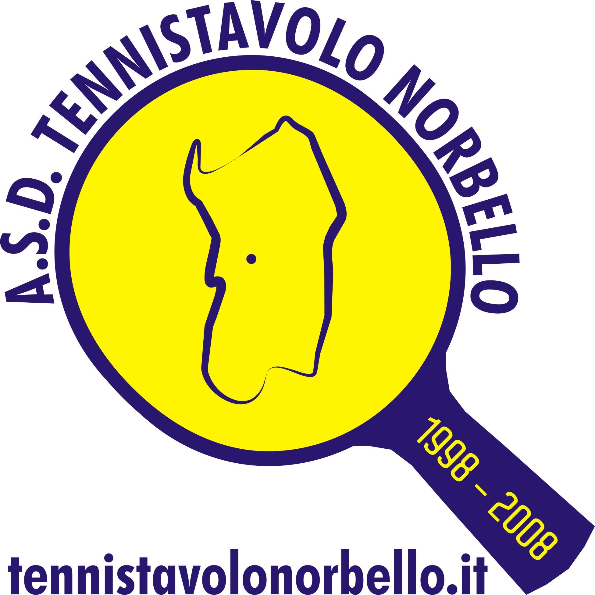 Logo A.S.D. Tennistavolo Norbello Decennale Jpeg