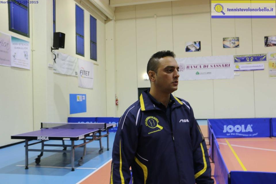 Massimiliano Mondello (Foto Gianluca Piu)